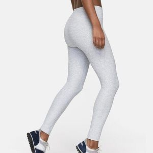 Outdoor Voices Warmup Legging Full Length Dove